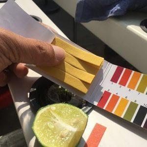 Giấy đo độ PH cho dung dịch thủy canh