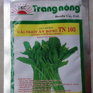 Hạt giống cải ngọt ăn bông